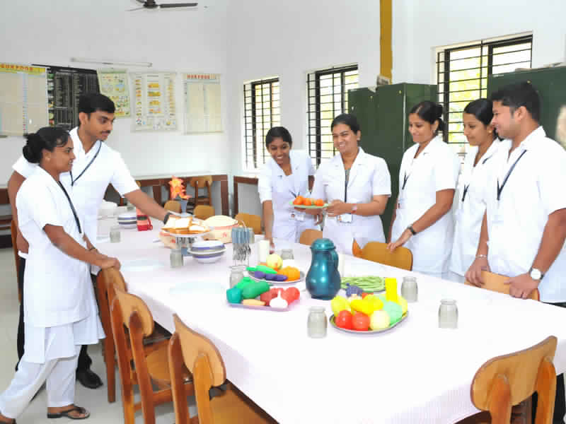 Nursing-Cooking